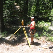 Donner Lake Tract Property Corner Survey